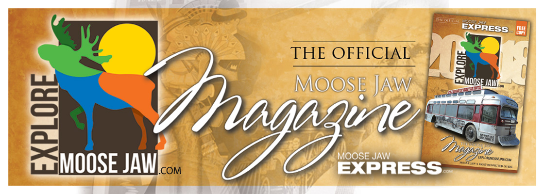 Moose Jaw Magazine Header Banner