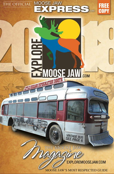Moose Jaw Magazine 2018