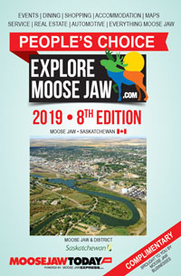 Explore Moose Jaw Cover